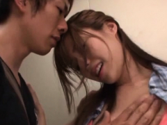Seductive eastern Rina Rukawa actively fucked