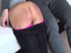 street-slut-sara-punished-with-red-ass