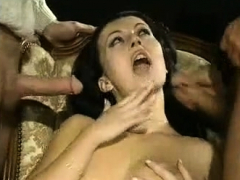 vintage hardcore xxx with sexy pornstar bitches Hot