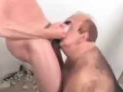 toilet-playing-with-a-mature-daddy
