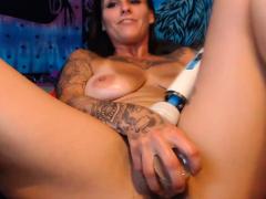 tattooed-babe-banged-her-bushy-pussy-hard