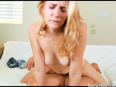Alyssa Austin Takes Jay's Dick In Her Pussy And Ass