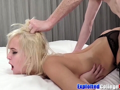 blonde-coed-sprayed-and-riding-audition