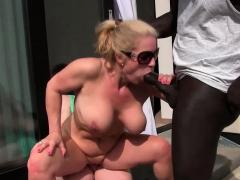 german big tits blonde housewife homemade gangbang
