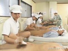Japanese Nurses Fucking Patients