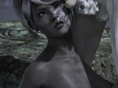 3D Girl Gangbanged by Freak Monsters!