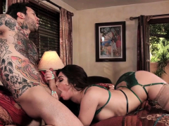 brunette-loves-deepthroating-a-large-cock-and-having-it