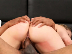 Inked blonde Holly fucks monster BBC cowgirl after blowjob