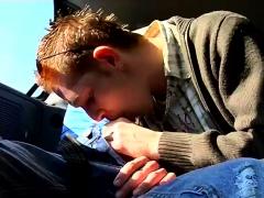Watch gay teen boy homemade porn first time Josh and