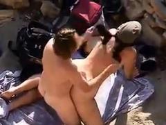 real beach sex6