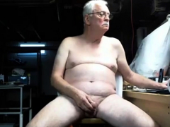 grandpa-nudist-wanking-his-uncut-cock
