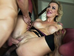 sexy elen million double anal