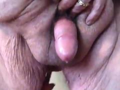 Grandpa Prostate Massage