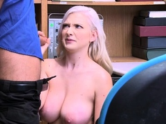 Theif Emily Right didnt expect dude will fuck her pussy