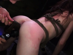Mature Punishment And Male Slave Gets Punished Helpless