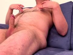 mature exhibitionist - full body erection training