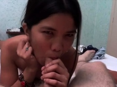 Awesome Japanese Sweetie Gets Fucked Deep