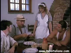 Italian Amateur Troia Di Campagna 8