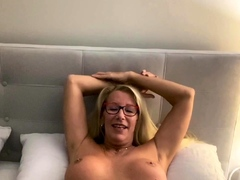 alexus massive boobs striptease