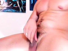 Tyler and Vince hunky muscle gays part6