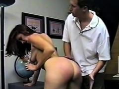 Amateur Spanking and Electro Pain