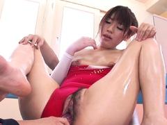japanese-gymnast-aoyama-arisa-had-some-fun-uncensored