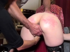 gang-bang-fist-fucked-french-wife