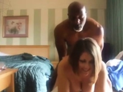 Wife Fucking BBC In A Hotel For Hubby