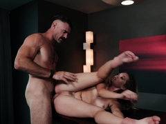 TOUGHLOVEX Katie Kush bound and ready to be used