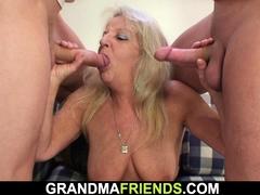 old-blonde-grandma-swallows-two-huge-dicks