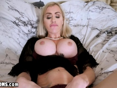 Mature Mom Wants To Feel Some Pleasure