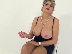 joi fun with beautiful sexy mature lady sonia Hot