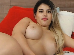 big-tits-loves-sucking-dildo-and-playing-her-pussy