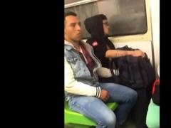 jerks-off-in-train