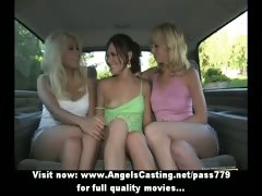 lesbian-chicks-and-cute-hitchhiker-kissing-in-car-and