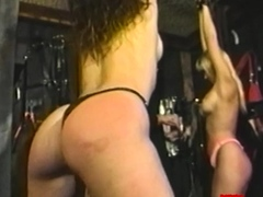 BRUCE SEVEN – Bambi Love And Summer Cummings In The Dungeon