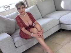 Let Lady Sonia help you stroke your cock