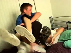 Crying male spanked video gay first time Peachy Butt Gets
