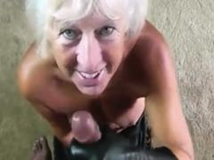 handjob-blowjob-granny-to-eat-cum