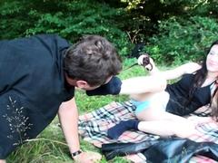 sock-sniffing-terror-at-picknick