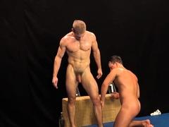 peter-vs-filo-wrestling
