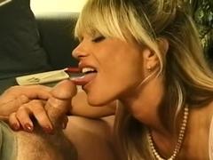 Nude lewd bitch provokes whilst enjoying cigarette