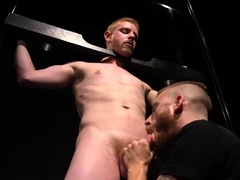 Cody Winter Uncut Stud Edged Beyond His Limit In Stocks