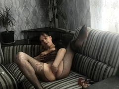 found-a-video-of-my-teacher-in-fishnets