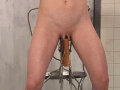Aphrodisiac beauty is playing with her new vibrator