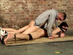 Gay porn men Used Like A Cheap Fuck Toy