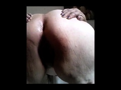 Amateur Kira Sinn with fat ass is punished and fucked