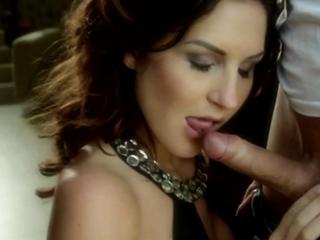 Sensual And Passionate Erotic Blowjob