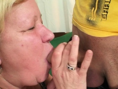 girl caught man fucking chubby mother inlaw