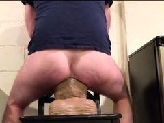 Mr Hankey's Goliath HUGE dildo